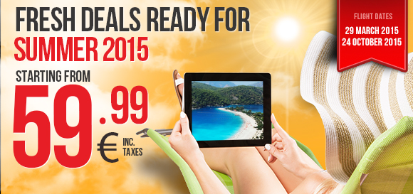 Fresh Deals For 2015