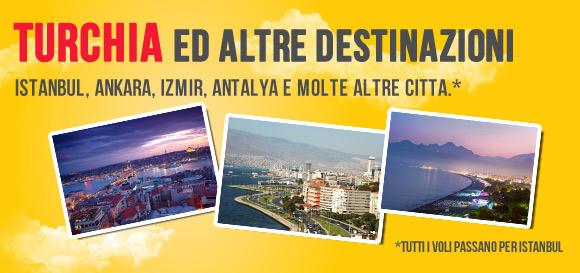 Turchia Ed Altre Destinazioni