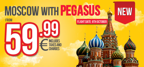 Moscow With Pegasus