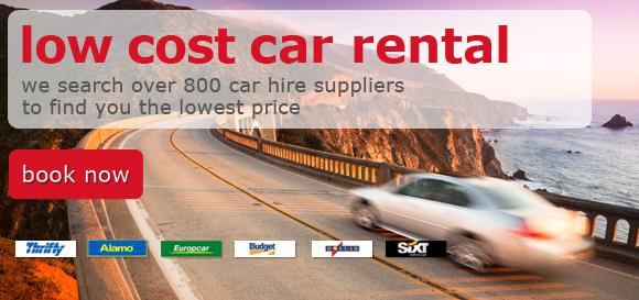Low Cost Car Rental